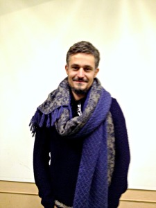"""""""Yo siempre pienso: voy a actuar como lo haría la buena persona"""", nos dice Anselmi // Andrea Lizana."""